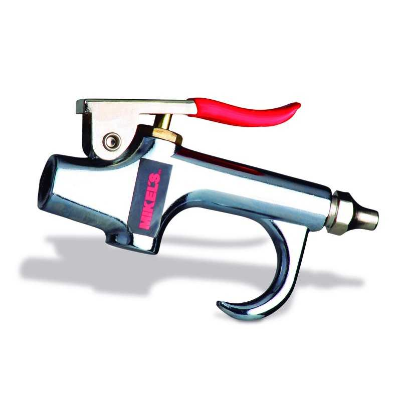 Pistola Metálica Para Sopleteado 1/4 Npt MIKELS PIMSO-14 MIK-PIMSO-14 MIKELS