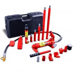 Porto Power 4 Ton Estuche De Plástico MIKELS R-434 MIK-R-434 MIKELS