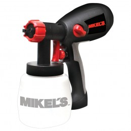 Pistola Para Pintar Eléctrica Hvlp (700 Ml/300W) MIKELS PPE-300 MIK-PPE-300 MIKELS