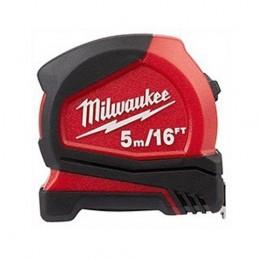 """Flexometro Compacto 5 Metros16"""" Milwaukee 48226618 1 AMIL48226618 MILWAUKEE ACCESORIOS"""