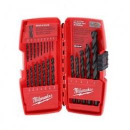 Brocas 21 Piezas Oxido Negro Thunderbolt Milwaukee 48892801 1 AMIL48892801 MILWAUKEE ACCESORIOS