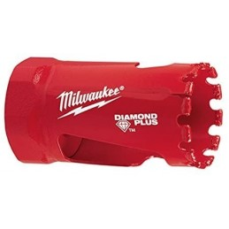 "Broca Sierra Diamantada 1 1/8"" Milwaukee 49565615 1 AMIL49565615 MILWAUKEE ACCESORIOS"