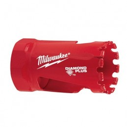 "Broca Sierra Diamantada 1 3/8"" Milwaukee 49565625 1 AMIL49565625 MILWAUKEE ACCESORIOS"
