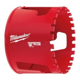 "Broca Sierra Diamantada 2 1/2"" Milwaukee 49565660 1 AMIL49565660 MILWAUKEE ACCESORIOS"