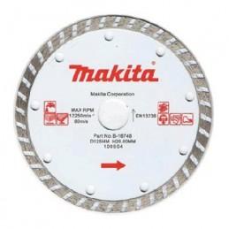Disco De Diamante 125 Mm Makita B16748 1 B16748 MAKITA ACCESORIOS