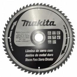 "Disco Sierra Circular 10"" X 1 3/16"" X 80 Dientes Makita B19255 1 B19255 MAKITA ACCESORIOS"