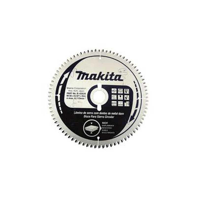 "Disco Sierra Circular 12"" X 1 3/16"" X 60 Dientes Makita B19526 1 B19526 MAKITA ACCESORIOS"
