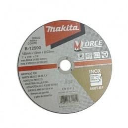 Disco Abrasivo Corte Para Acero Inoxidable 115 X 1 Makita D18409 1 D18409 MAKITA ACCESORIOS