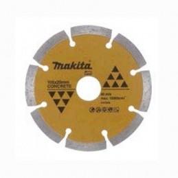 Disco De Diamante Cónca Vo 110 Mm Para 4100Ns Makita D30639 1 D30639 MAKITA ACCESORIOS