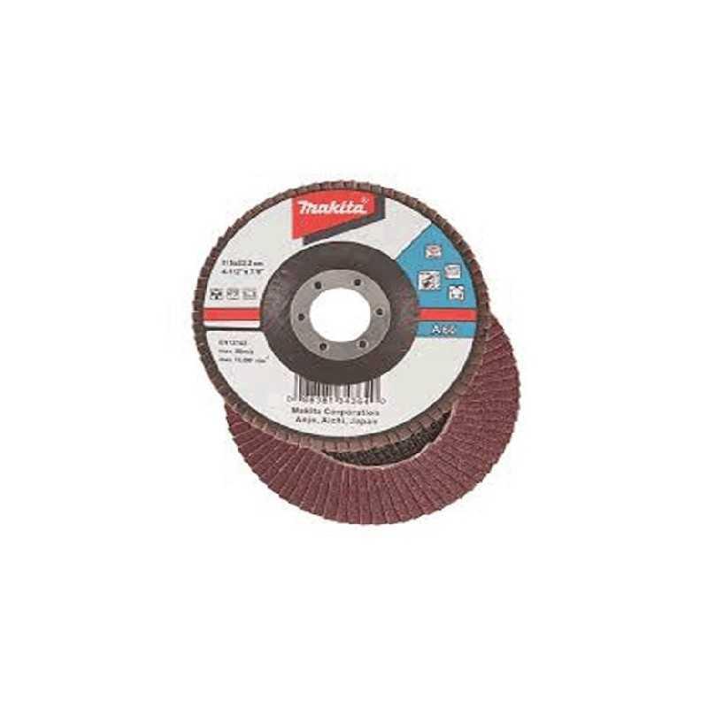 Disco Desbaste 7 G40 De Lija Con Soporte Textil Makita D32041 1 D32041 MAKITA ACCESORIOS