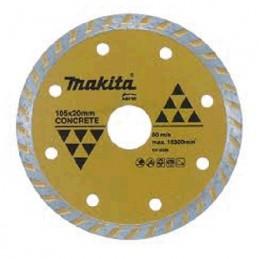 """Disco De Diamante Rin Continuo 4 1/2"""" Para Azulejo Makita D36837 D36837 MAKITA ACCESORIOS"""