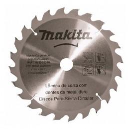 "Disco Sierra Circular 7 1/4"" X 20 Mm X 24 Tpi Makita D51340 1 D51340 MAKITA ACCESORIOS"