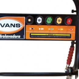 Hidrolavadora 7 1/2 Hp 16 Lpm 3,000 Psi Evans Hi16L30Me07504 1 VHI16L30ME07504 EVANS