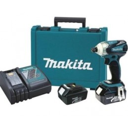 Atornillador Impacto 18 V 3 Vel 0-100 0-2,100 0-3. 600 Rpm Makita DTD148RFE MAKDTD148RFE MAKITA HERRAMIENTAS