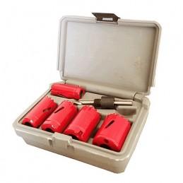 Brocas Sierra Bi-Metal 7 Piezas Hoteche 80020708 HP80020708 HOTECHE