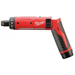 Atornillador M4 Redlithium 2101-21 200 Y 600 Rpm 1/4 Hex Con Una Bateria Milwaukee MIL2101-21 MILWAUKEE