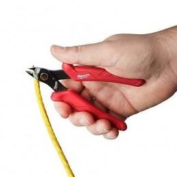 Pinzas Diagonales Mini Flush Cutters AMIL48226105 MILWAUKEE ACCESORIOS