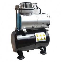 Compresor Eléctrico Portátil 1/5 Hp Hoteche Hpht189 HPHT189 HOTECHE