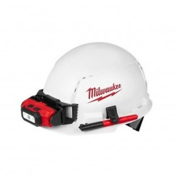 Casco Rigido De Seguridad Milwaukee 48-73-1000 Ventilado AMIL48731000 MILWAUKEE ACCESORIOS