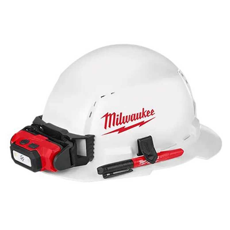 Casco Rigido De Seguridad Milwaukee 48-73-1010 Con Accesorios AMIL48731010 MILWAUKEE ACCESORIOS
