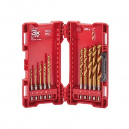 "Broca Con Punta De Carburo 4 Cuchillas 3/4"" X 6"" X 8"" Milwaukee 48207210 1"