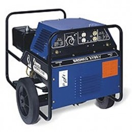 Generador Soldadora 14 Hp 4,000 Watts Bronco Infra Inf3511 INF3511 INFRA
