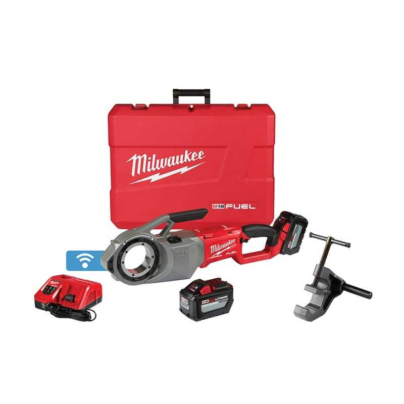 Roscadora De Tubos M18 Kit MIL2874-22HD MILWAUKEE ACCESORIOS