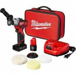 Pulidora Lijadora 12 Volts Milwaukee 2438-20 MIL2438-20 MILWAUKEE