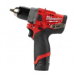 "Taladro 1/2"" 12 Volts Milwaukee 2503-22 MIL2503-22 MILWAUKEE"