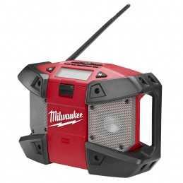 Radio Digital 12 Volts Milwaukee 2590-20 MIL2590-20 MILWAUKEE