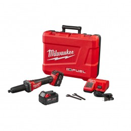 "Rectificadora De Troqueles M18 Fuel De 1/4"" Milwaukee 2784-22 MIL2784-22 MILWAUKEE"