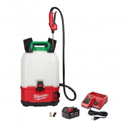 Rociadora Mochila 4 Galones M18 Kit MIL2820-21PS MILWAUKEE