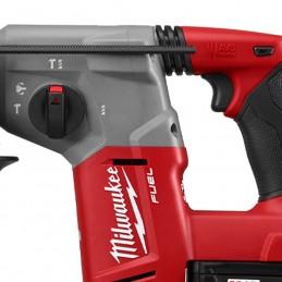 "Rotomartillo Sds Plus De 1"" M18 Fuel Kit MIL2712-22 MILWAUKEE"