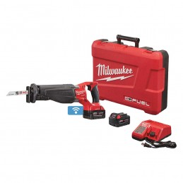 Sierra De Una Mano M18 Fuel One-Key Kit MIL2721-22 MILWAUKEE