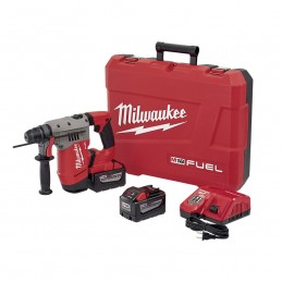 "Taladro Rotomartilo 1-1/8"" 18 Volts 0-1,350 Rpm 0-5,000 Bpm Milwaukee 2715-22 MIL2715-22 MILWAUKEE"