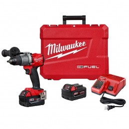 "Rotomartillo 1/2"" 0-550-0-2,000 Rpm 18 Volts Milwaukee 2804-22 MIL2804-22 MILWAUKEE"