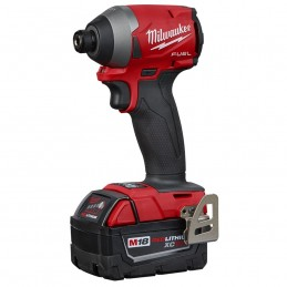 "Llave De Impacto 1/4"" 18 Volts 0-3,600 Rpm 0-4,300 Ipm Milwaukee 2853-22 MIL2853-22 MILWAUKEE"