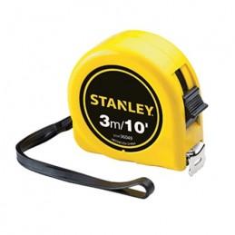 """Flexometro 3 Metros 10"""" 13Mm 1/2"""" Stanley STHT36049-84 STNSTHT36049-84 STANLEY"""