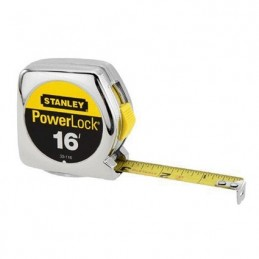 Flexómetro 3 Metros Powerlock Stanley 33215 STN33215 STANLEY