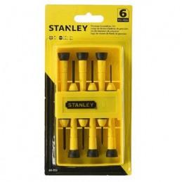 Desarmadores Para Relojero 6 Piezas Stanley 66052 STN66052 STANLEY