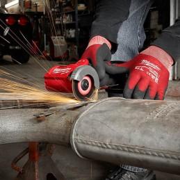 "Sierra Circular De 5-3/8"" M12 Fuel Kit MIL2530-21xc MILWAUKEE"
