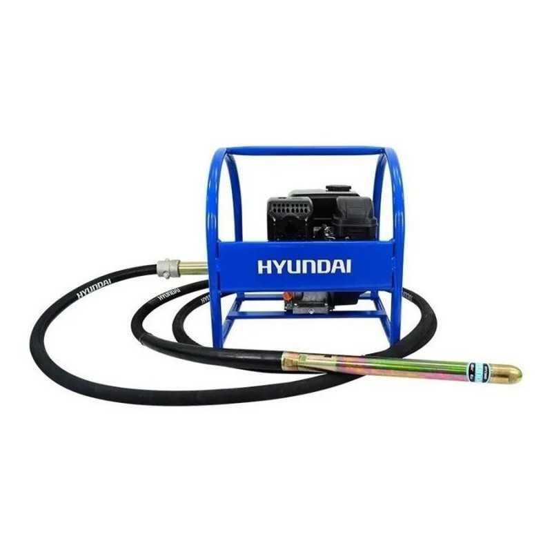 Vibrador Para Concreto Con Motor Korei 6.7 Hp Hyundai HYVCH67 HYU-HYVCH67 HYUNDAI