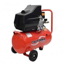 Compresor Direct Drive 2.5 Hp 24 Litros 110 Volts 115 Psi California Machinery CALEN2524 CALEN2524 CALIFORNIA AIR