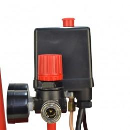 Compresor Direct Drive 1 Hp 20 Litros 115 Psi Libre Aceite California Machinery CALEWD1-5 CALEWD1-5 CALIFORNIA AIR