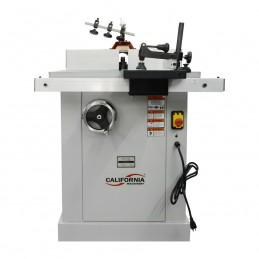 Trompo Router 3 Hp 1 Fase 220 Volts California Machinery CALM401W CALM401W CALIFORNIA WOOD