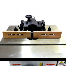 Trompo Router 1 1/2 Hp 1 Fase 220 Volts California Machinery CALM403W CALM403W CALIFORNIA WOOD