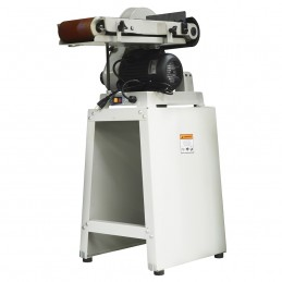 "Lijadora Banda Y Disco 6"" X 48"" Disco 9"" 1 Hp Banco Abierto California Machinery CALM507W CALM507W CALIFORNIA WOOD"