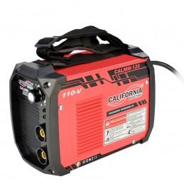 Soldadora Inversora 120 A 110 V California Machinery CALMM120 CALMM120 CALIFORNIA MACHINERY