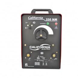 Soldadora De Electrodo Nucleo Móvil 250 Amp California Machinery CALMUN250NM CALMUN250NM CALIFORNIA MACHINERY