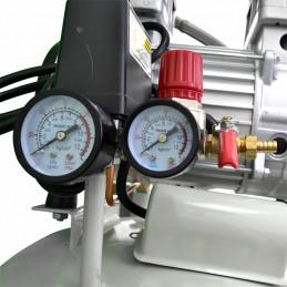Compresor Silencioso Vertical 2Hp 100Lts 110V California CALN1-100V CALIFORNIA AIR